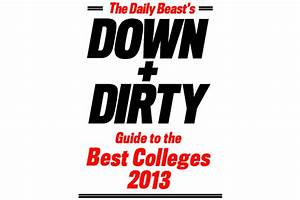 College Rankings 2013