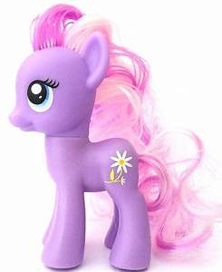 G4 My Little Pony Reference Purple Ponies
