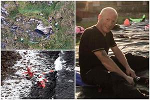 First Photo Of Man Who Plunged 700 Feet To His Death While