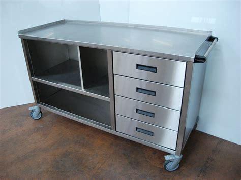 cuisine mobile professionnelle meuble mobile inox