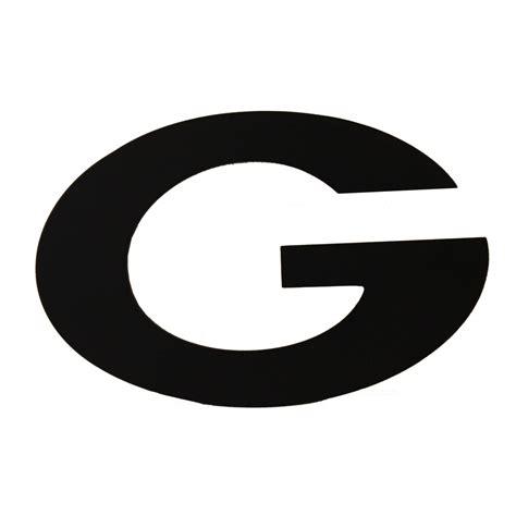 letter g 6 5 quot black block print letter g ab207102 mardigrasoutlet