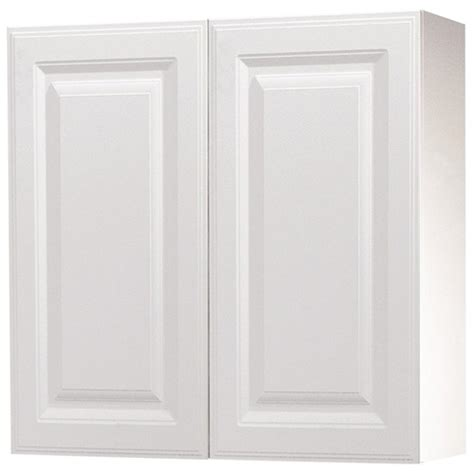 Kitchen Cabinets Unassembled by Quot Marquis Quot 2 Doors Wall Cabinet Rona