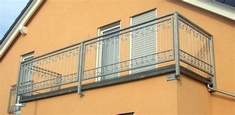 balkon gelaender terasse balkongelaender monaco