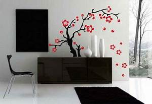 17 best images about wall art and decor on pinterest With what kind of paint to use on kitchen cabinets for cherry blossom tree wall art