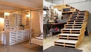 Meuble En Palette 81 Ides DIY Pour Votre Espace Maison