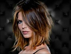 Carré Mi Long Plongeant : coiffure carre plongeant mi long ~ Dallasstarsshop.com Idées de Décoration