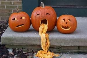Tete De Citrouille Pour Halloween : des id es de d coration de citrouille pour halloween des id es ~ Melissatoandfro.com Idées de Décoration