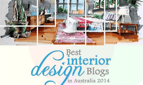 Interior Decorating Blogs Australia by Best Interior Design Blogs In Australia 2014 Infographic