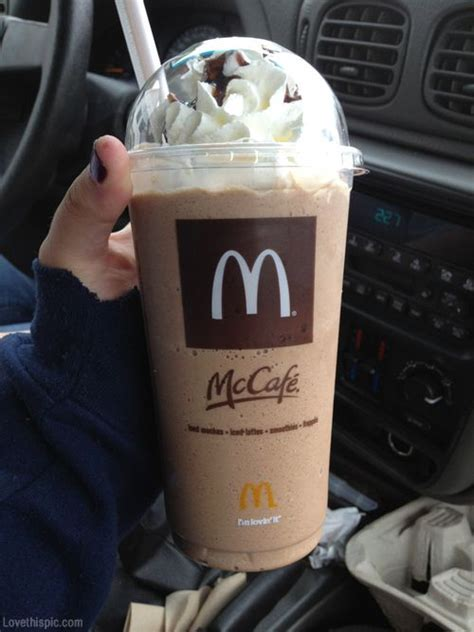 You are leaving mcdonald's to visit a site not hosted by mcdonald's. Mocha frappe drinks McDonald's mocha frappes are the BEST handsdown ;) | Break fast ...