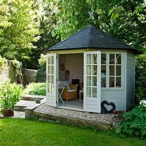 Gartenhaus Streichen Vor Aufbau : mehr als 40 vorschl ge wie sie ein gartenhaus selber bauen ~ Buech-reservation.com Haus und Dekorationen