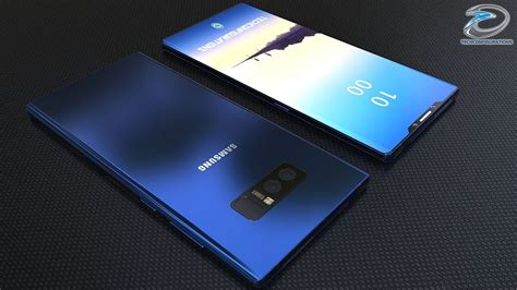 samsung galaxy note  concept   rendered   screen  body ratio concept phones