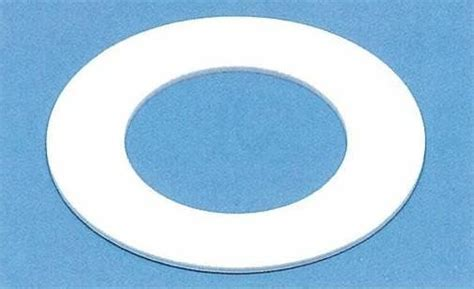 Johor Glass Fiber Filled Ptfe Gasket Ptfe Cut Gasket