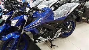 All New Yamaha Vixion R 2017 Racing Blue