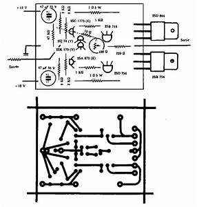 jean hiraga le monstre the monster pcb layout home With circuit board diy