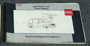 1981 Gmc Wiring Diagram