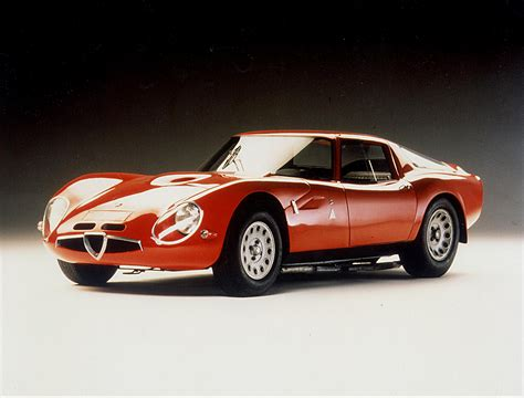1965 Alfa Romeo Giulia Tz2  Review Supercarsnet