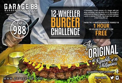 Garage88 Burgers And Beers' Flow Friday 10% Off