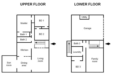 home layout house