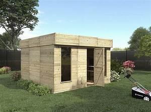abri de jardin leroy merlin promo abri bois hutta 743 m2 With abris de jardin pas cher leroy merlin