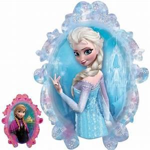 Rideau Reine Des Neiges : ballon reine des neiges ballon anniversaire enfant f ezia ~ Dailycaller-alerts.com Idées de Décoration