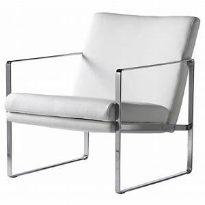 Les Concepteurs Artistiques Fauteuil Design Blanc