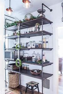 Tips for Making a DIY Industrial Pipe Shelving Unit - DIY