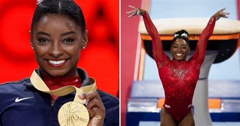 22-Year-Old Simone Biles Made History By Winning More ...