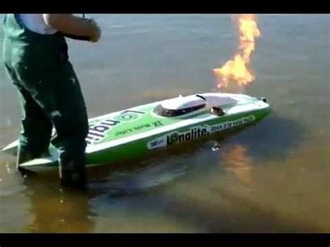 Hpr Rc Boats For Sale by Rc Turbine Mystic C5000 Powerboat Incredibli Fast