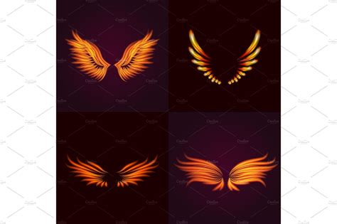 When it comes to animation, svg and gsap go together like peanut butter and jelly. Bird fire wings vector fantasy feather burning fly mystic ...