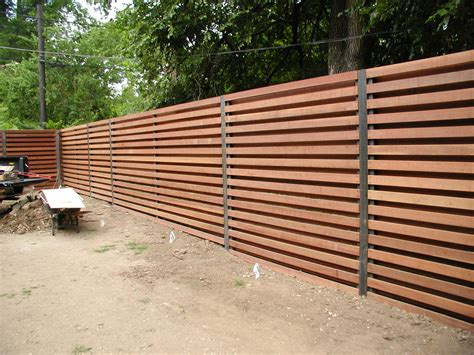 pictures of horizontal fences horizontal shadowbox fence google search house projects pinterest fences google search