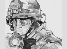 Quick Sketch Army Man by SpiderLAW on DeviantArt