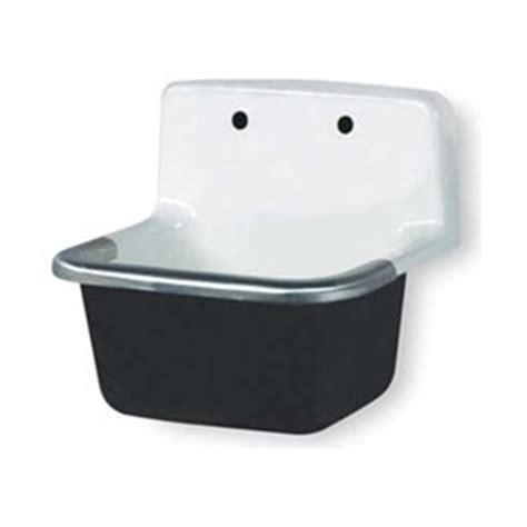 cast iron wall hung sink service sink wall hung cast iron wall mounted sinks