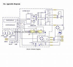 Ultrasound Generator Schematic Ultrasonic Generator Schematics