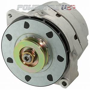 140amp High Output High Amp Alternator Fits Delco 12si 1