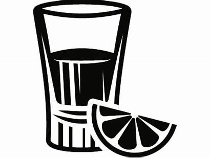 Shot Glass Clipart Alcohol Drink Liquor Glasses