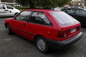 1991 Hyundai Excel Gl