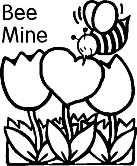 printables valentines day coloring pages valentine