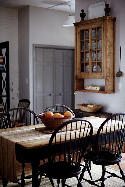 photo credit stacey van berkel an antique farm table in