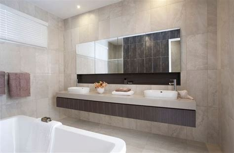 Modern Wall Hung Vanities by How To Take Advantage Of Floating Vanities To Make