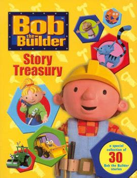 bob the builder story treasury hardback 9781405234726