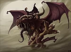 Half-Dragon Beholder by SPipes on DeviantArt