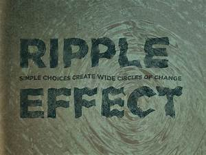Ripple Effect Quotes Ialoveniinfo