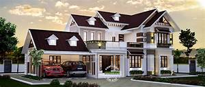 Phenomenal Kerala Houses Design Provided By Creo Homes ...