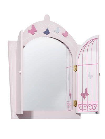 Kinderzimmer Mädchen Vertbaudet by Vertbaudet Spiegel Mit Schmetterlingen F 252 R Kleine