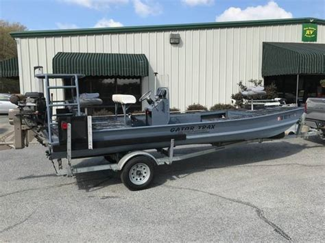 Gator Trax Boat Trailer by Gator Trax Boat For Sale