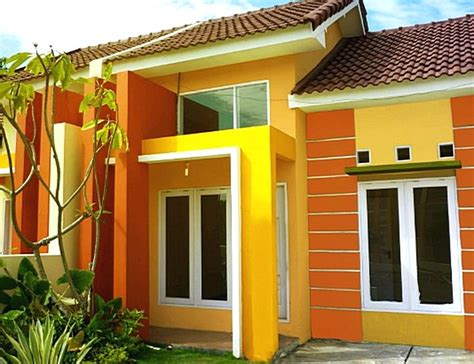 warna cat luar rumah  cantik desainrumahidcom