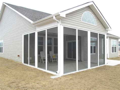 Porch Enclosures by Sunrooms Porch Enclosures Windowz Inc