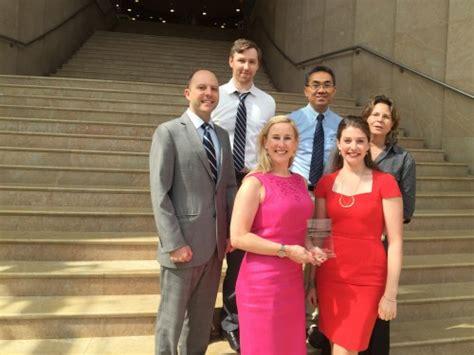 columbia wins corporate social responsibility award