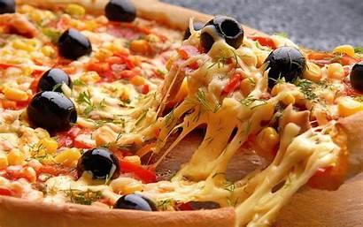 Pizza Foto Eten Met Kaas Newsroom Oiler