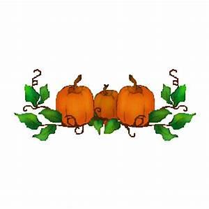 Pumpkins And Vines Clip Art - ClipArt Best